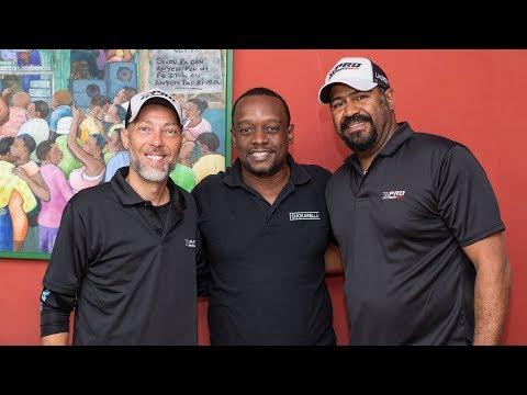Pro Sports Haiti ap pale de 8e edisyon Rallye Toro