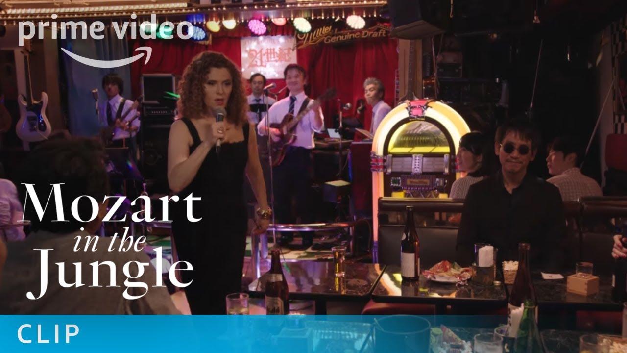 Download Mozart in the Jungle Season 4 | Clip: Karaoke  | Prime Video