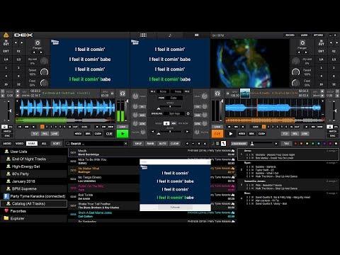 DEX 3   Create a Karaoke Song Book