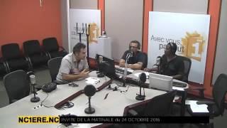 Olivier Deniaud, invité de la matinale du 24 octobre 2016