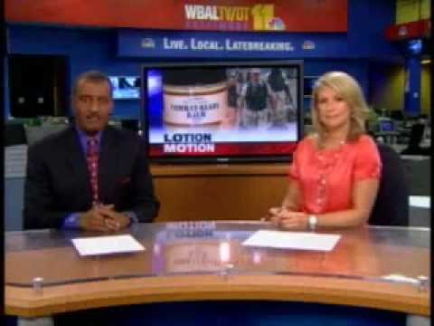 Combat-Ready Balm on Baltimore TV