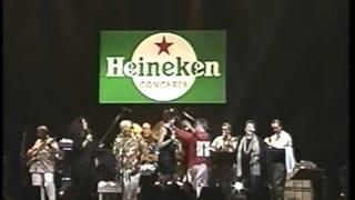 Dorival Caymmi, Dori Caymmi, Nana Caymmi e Gal Costa - Maracangalha - Heineken Concerts 96