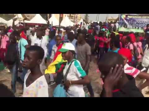Victoire du Sénégal contre Pologne: Regardez l'ambiance dans les rues de Dakar
