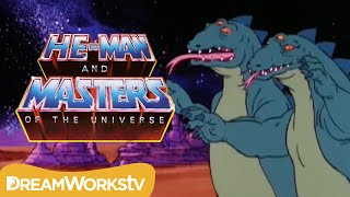 He-Man vs Space Sand Dragons | HE-MAN AND THE MASTERS OF THE UNIVERSE