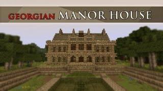 Minecraft Manor House