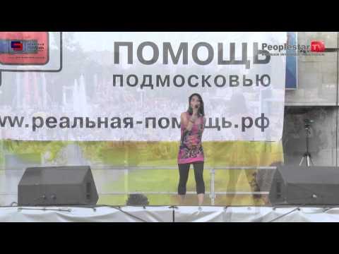 Анна Куликова - на Фестивале Хранителей наследия России в Красногорске