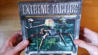 Extreme Tactics (PC Big box) Unboxing