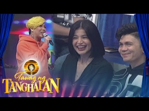 Tawag ng Tangahalan: Vice Ganda scolds Anne Curtis and Vhong Navarro on air!