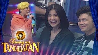 Tawag ng Tangahalan: Vice Ganda scolds Anne Curtis and Vhong Navarro on air!
