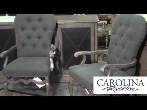 Bernhardt Furniture Belgian Oak Collection in Stock at Carolina Rustica