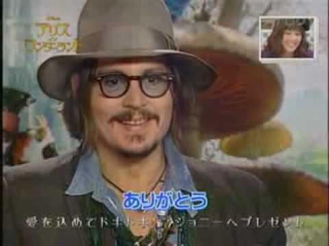 Johnny Depp - I'll Be Loving You Forever