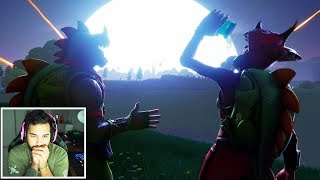 FORTNITE SEASON 4 Cinematic Cut Scene Intro