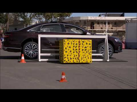 Car Future Technology is here safe, secure and auto AUDI A8L.....