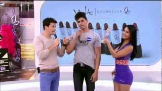 VESTIDO OLIVIA PALITO NA MÍDIA   PROGRAMA O MELHOR DO BRASIL 20 10 2012 Thumbnail