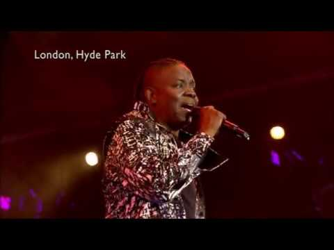 Earth Wind And Fire September Live From Hyde Park, London - YouTube