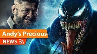Andy Serkis in Talks to Direct Venom 2