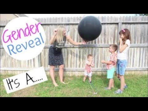 Gender Reveal 2017   It's A....