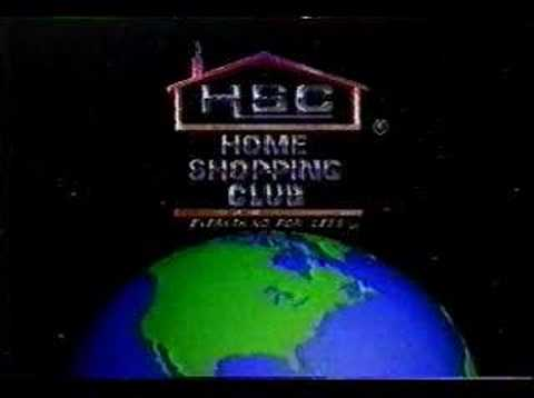 The Home Shopping Club Ident 1989