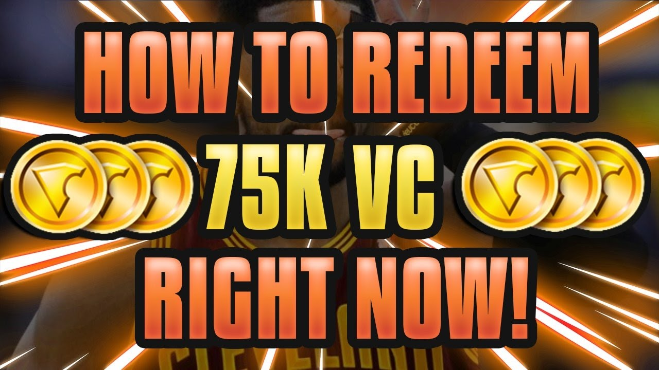 NBA 2K17 HOW TO GET FREE 75K VC RIGHT NOW! HOW TO REDEEM TWITCH PRIME  LOCKERCODE! NBA 2K17 FREE VC!