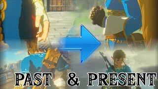 Past & Present In Zelda: Breath of the Wild