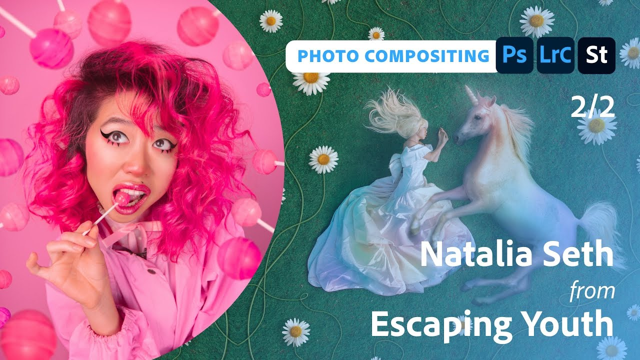 A Masterclass in Color and Compositing with Natalia Seth - 2 of 2