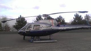 Eurocopter AS350 Ecureuil Héliberté