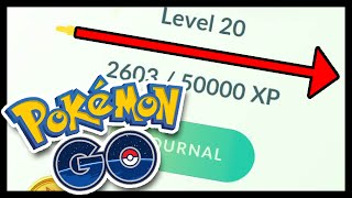 Fast Leveling In Pokémon Go