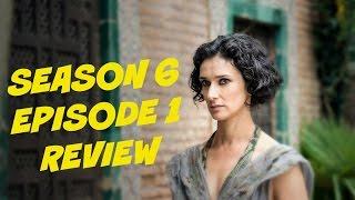 Игра Престолов - 6 сезон 1 серия: Обзор(Валар Моргулис! Ожидание наконец закончилось. 1 серия 6 сезона