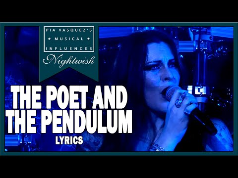 The Poet And The Pendulum - Nightwish. HQ with lyrics. Live @ Wembley 2016.