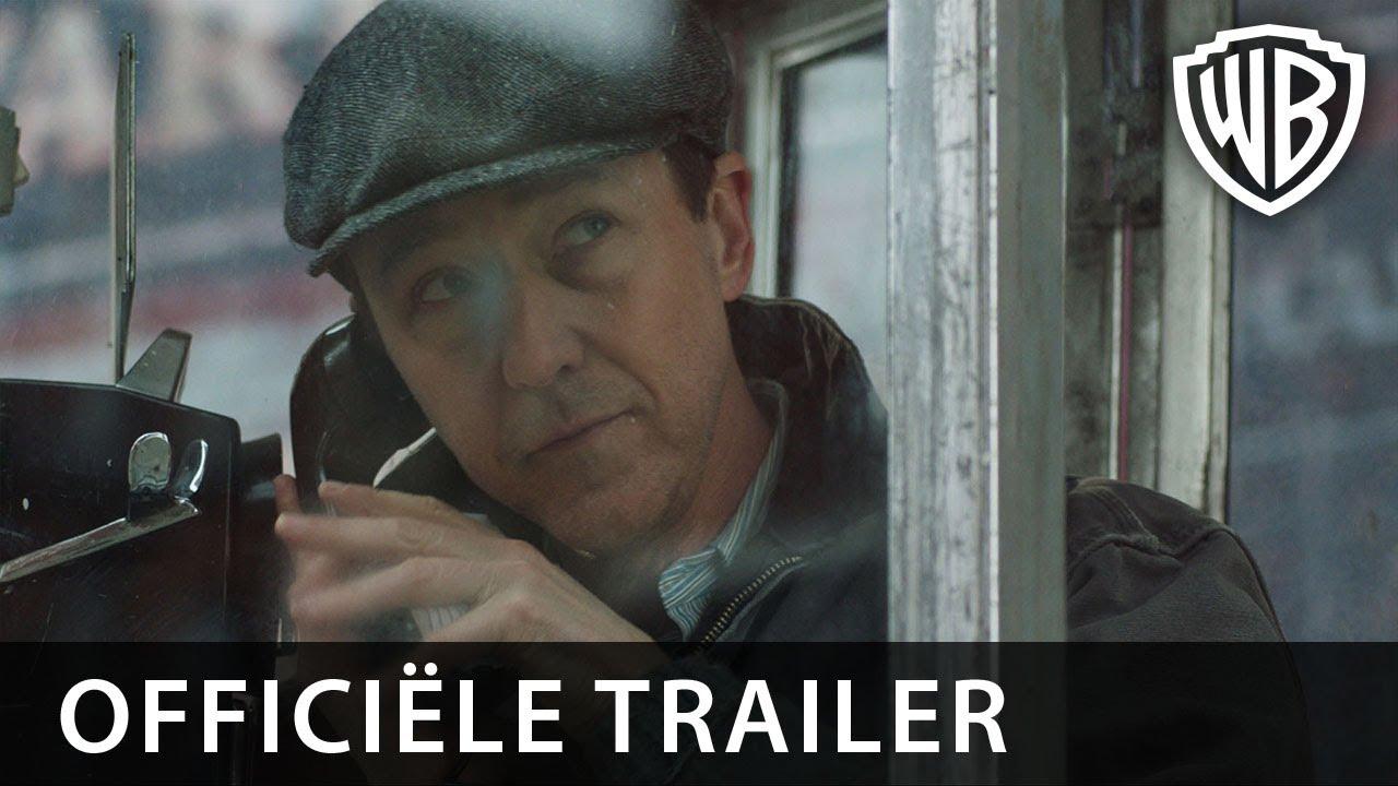 Motherless Brooklyn | Officiële Trailer 1 NL | Binnenkort in de bioscoop