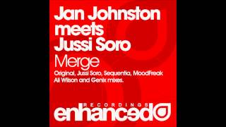 Jan Johnston meets Jussi Soro - Merge (Ali Wilson Tekelec Remix)