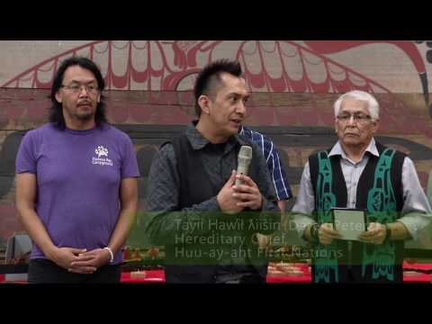 The Return of Cultural Treasures to Huu-ay-aht First Nations