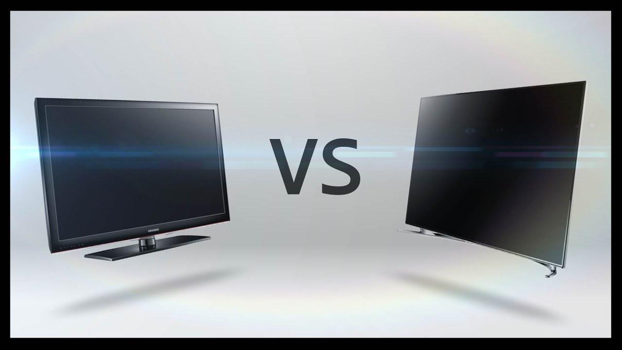 led vs lcd youtube. Black Bedroom Furniture Sets. Home Design Ideas