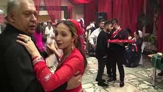 Цыганская свадьба Ашот и Люба (Пенза 2018) часть 3