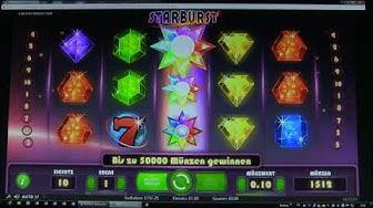 10  Starburst  50 Spins je 1€ auf Casino Club