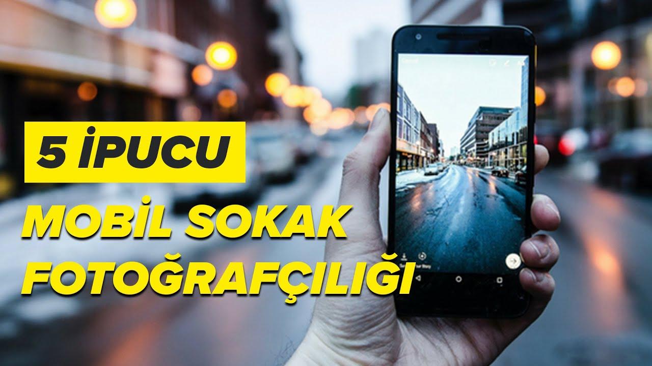 Cep Telefonuyla Harika Sokak Fotoğrafları Çekmek için 5 İpucu   fotografium.com