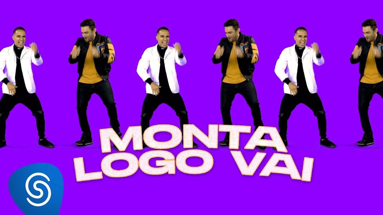 Mano Walter e DJ Pernambuco - Monta Logo Vai (Remix Brega Funk)