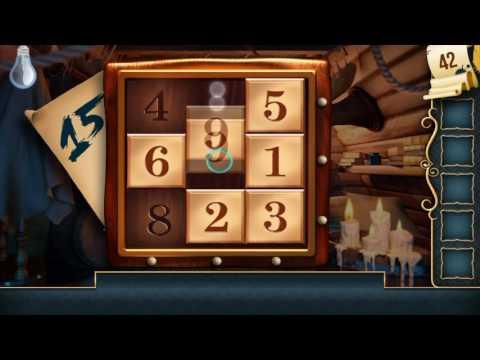 100 Doors Escape Mansion of Puzzles level 42. 100 дверей. Дом головоломок уровень 42