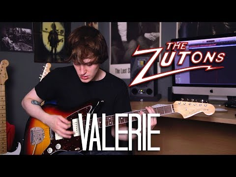 Valerie - The Zutons Cover