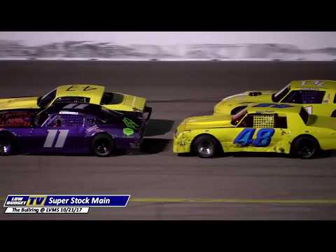 Feature: Super Stock Main Event from The Bullring at LVMS 10-21-17