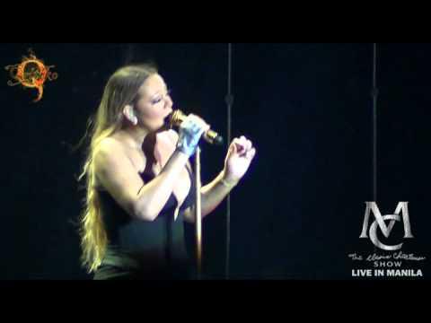 MARIAH CAREY - My All (The Elusive Chanteuse Show Manila 2014!)