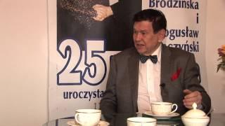 Bogusław Kaczyński Udar Mózgu wywiad cz.1