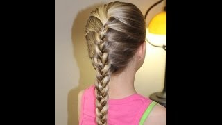 How To Do a French Braid Tutorial | Pretty Hair is Fun