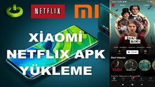 Xiaomi Netflix Apk Yükleme %100 Çözüm Netflix Bu Uygulama Cihazınız ile Uyumlu Değil Hatası Çözümü