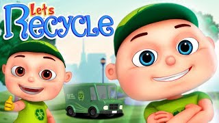 Zool Babys-Serie - Lets Recycle-Folge | Videogyan Kids Shows | Cartoon-Animation Für Kinder