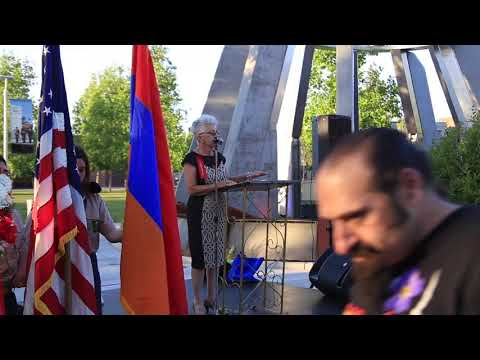 Armenian Genocide Commemoration at Fresno State 2018