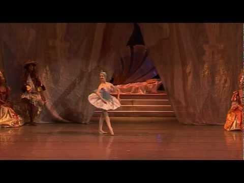 Маргарита Шрайнер - Вариация Принцессы Флорины из балета Спящая красавица