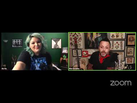 Mo Goes Live With Justin Of Blue October