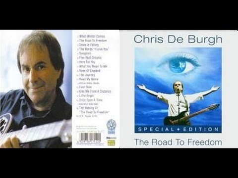 Chris de Burgh - The Road To Freedom - Special Edition 2004
