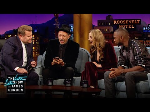 Do We Like Group Texts? w Liz Gillies, Jeff Goldblum & Jay Pharoah